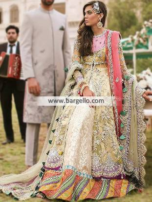 Chatta Patti Lehenga, Wedding Lehenga, Wedding Lehenga Birmingham, Wedding Lehenga UK, Designer Lehenga, elan Lehenga, designer elan, Elan Bridals, Elan Bridal Collection, nafeesa bridal, Elan Wedding Dresses,