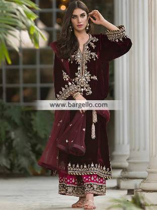 Designer Wedding Dresses Norcross GA USA Formal Party Dresses Pakistan Velvet Wedding Dresses