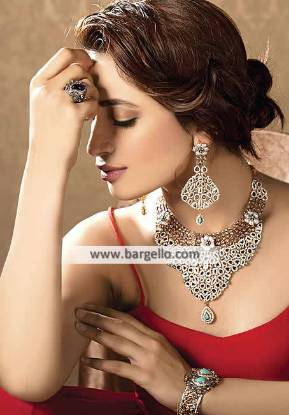 Kundan Zircons Jewellery Sets Holland Netherland