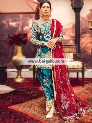 Wedding Salwar Suits for Bridal Party Virginia Maryland USA Designer Salwar Suit