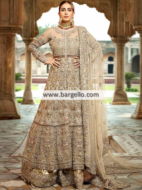 Shazia Kiyani Bridal Dresses Pakistani Designer Wedding Dresses