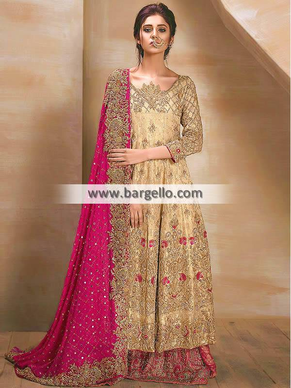 Pakistani Bridal Anarkali Suits USA Bridgeview Illinois Bridal Anarkali Suits Pakistan