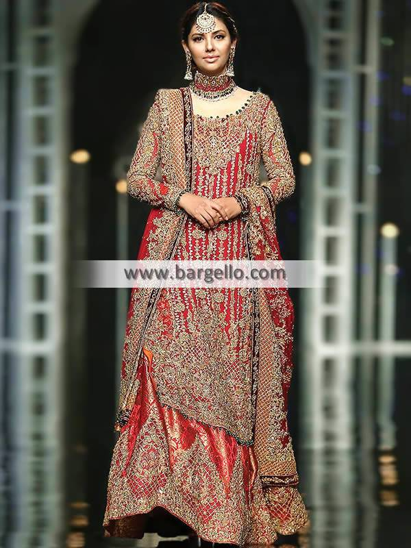 Exclusive Bridal Lehenga Canberra Australia Beyhan Bridal Collection By Aisha Imran