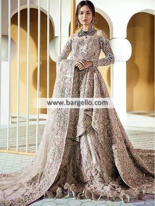 Walima Bridal Dresses Paris France Designer Maxi for Walima Pakistan
