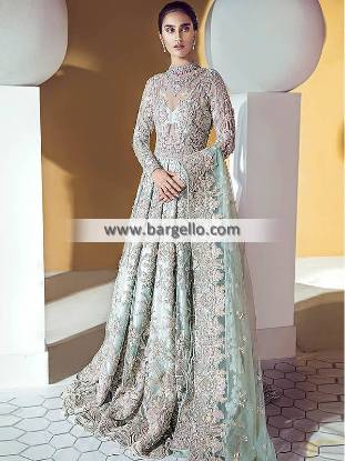 Walima Maxi Dresses Heights Garden City Michigan Designer Maxi for Walima Pakistan