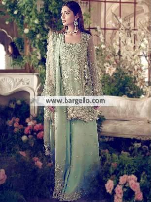 Angrakha Dresses with Dhaka Pajama Oslo Lillestrom Skedsmo Norway Designer Angrakaha