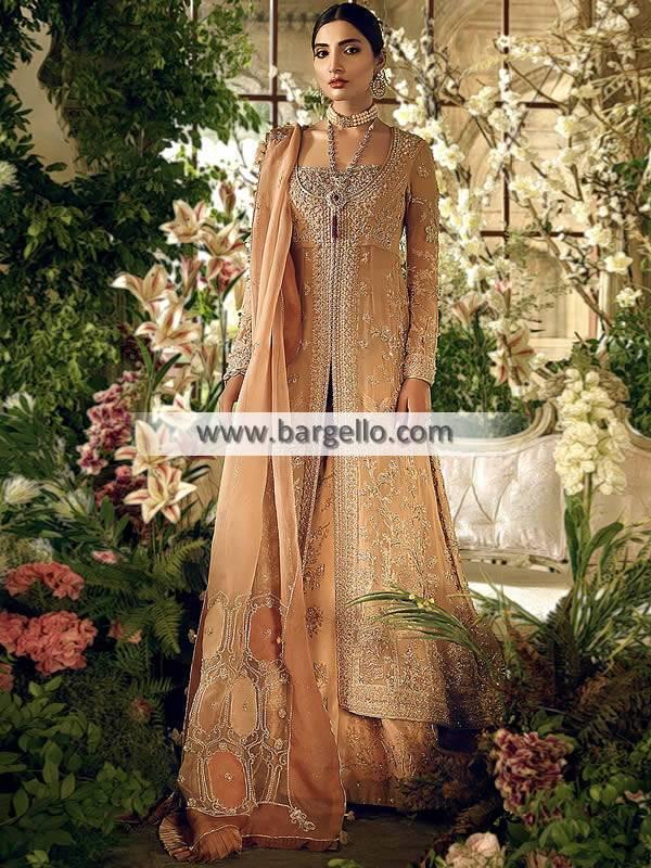 Pakistani Designer Beautiful Bridal Dress Melbourne Australia Designer Bridal Dress With Price