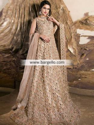 Latest Pakistani Maxi Dresses for Wedding Trendiest Pakistani Bridal Maxi