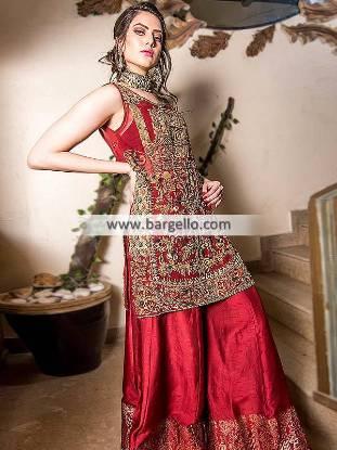 Latest Pakistani Sharara Dresses Perth Australia Wedding Dresses Designs