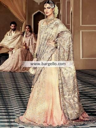 Designer Wedding Lehenga Lajwanti Wedding Dresses Kohinoor Riwaj Collection