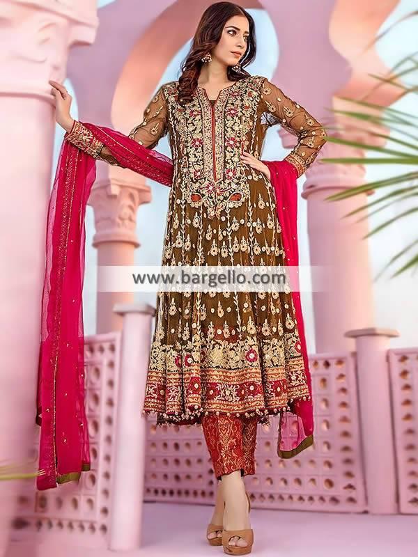 Pakistani Anarkali Suits Oslo Norway Indian Anarkali Suits