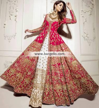 Bridal Maxi Milton UK Designer Bridal Pakistan Heritage Couture Bridal Collection