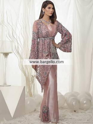 Asymmetrical Formal Dresses Pakistan Designer Formal Dresses
