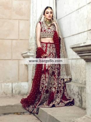 Traditional Wedding Lehenga Pakistan Designer Wedding Lehenga Dress Pakistani