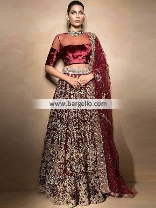Pakistani Wedding Dresses Wichita Kansas USA Gorgeous Wedding Event Dresses