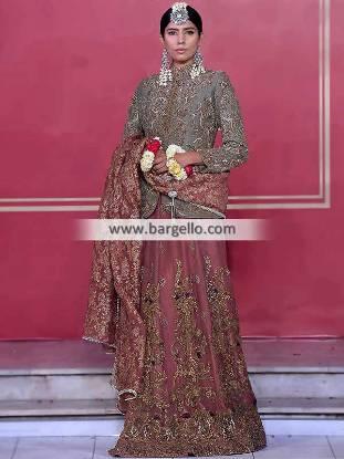 Blazer With Lehenga Wedding Guest Dresses Winter Fashion Jacket with Lehenga