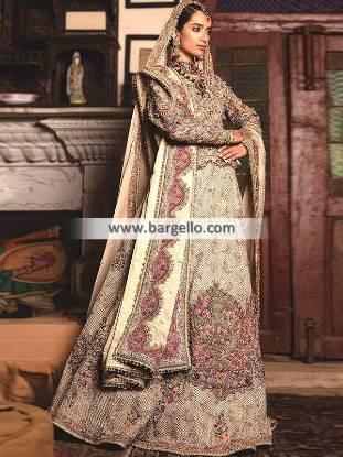 Luxurious Wedding Dresses Houston Texas TX USA Pakistani Designer Wedding Dresses