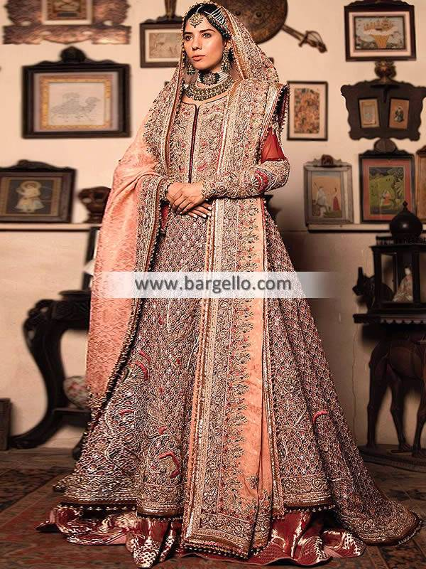 Designer Bridal Lehenga Dallas Texas TX US Indian Bridal Lehenga