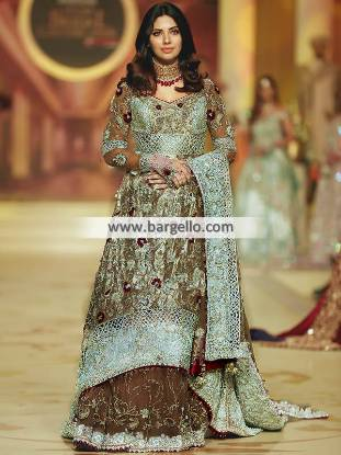 Pakistani Wedding Dresses Wedding Lehenga Floral Park New York NY USA