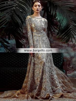 Pakistani Wedding Dresses Lawrenceville New Jersey NJ USA Wedding Anarkali Suits