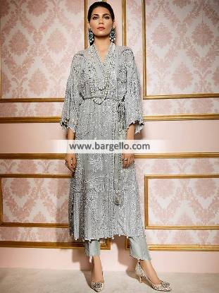 Pakistani Formal Dresses Matawan New Jersey NJ USA Elan La Saison Glamour Collection