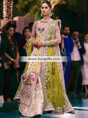 Pakistani Bridal Walima Dresses Reception Dresses Designer Bridal Walima Dresses