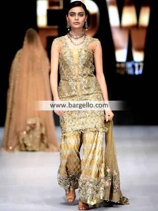 Pakistani Party Dresses Virginia USA Designer Saira Shakira Collection FPW