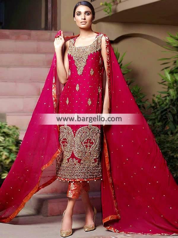 Evening Dresses Springfield Illinois IL USA Pakistan Designer Evening Suits Trouser Suits