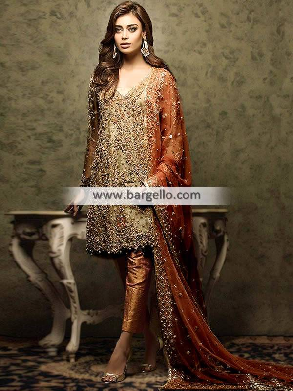 Indian Pakistani Angrakha Dresses Chicago Illinois IL USA Pretty Angrakha Dresses