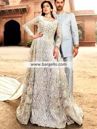 Faraz Manan Bridal Gowns Chicago Illinois IL USA Designer Bridal Gown