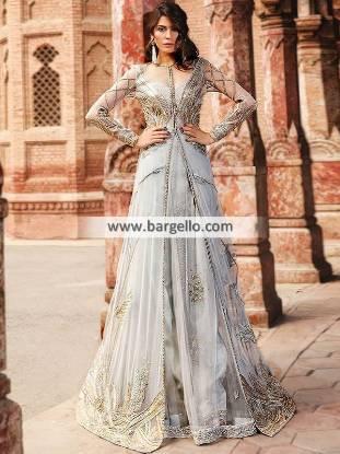 Faraz Manan Bridal Dresses Designs with Price Pakistani