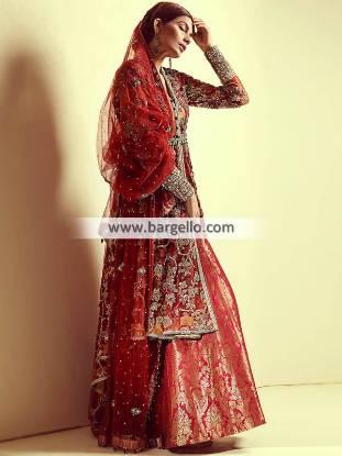Anarkali Bridal Dresses for Engagement and Wedding Events Anarkali Bridal for Newlyweds
