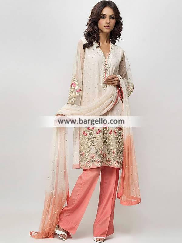 Indian Pakistani Evening Dresses Los Angeles LA California CA USA Designer Evening Suits
