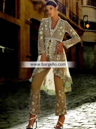 Short Frocks Trends Pakistan Designer Peplum Short Frocks Pakistani