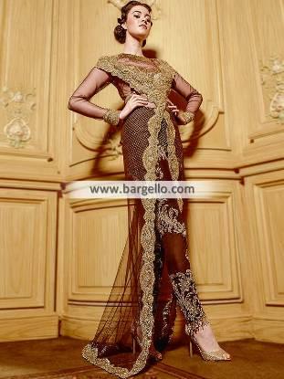 Angrakha Dresses Faraz Manan Mirage Campaign Party Dresses