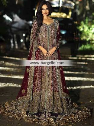 Designer Wedding Dresses Mehdi Wedding Dresses with Price Traditional Red