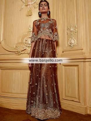 Wedding Guest Dresses Pakistan Designer Faraz Manan Wedding Dresses