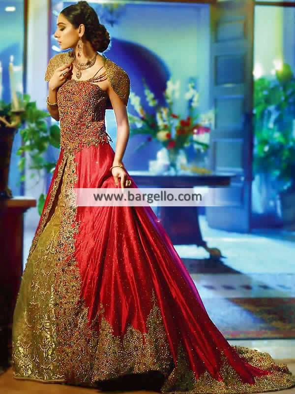 Exclusive Wedding Gowns Pakistani Designer Wedding Dresses