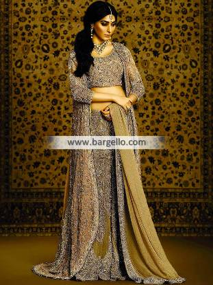 Latest Wedding Dresses Trends Pakistan Fashion Week