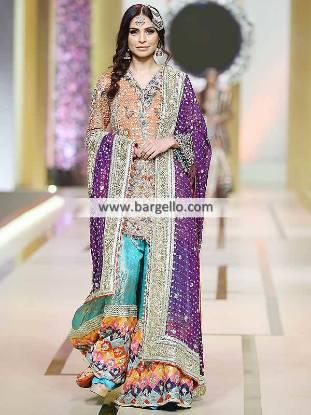 Designer Special Event Dresses London Kingston UK Pakistan Trendiest Wedding Dresses