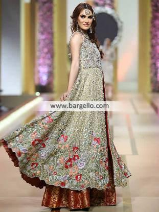 Attractive Anarkali Suit for Many Occasions Surrey London UK Anarkali Bridal Suits Online