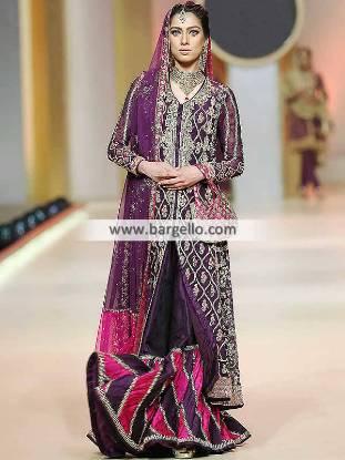 Dark Shade Bridal Dresses Salisbury UK Pakistani Bridal Dresses