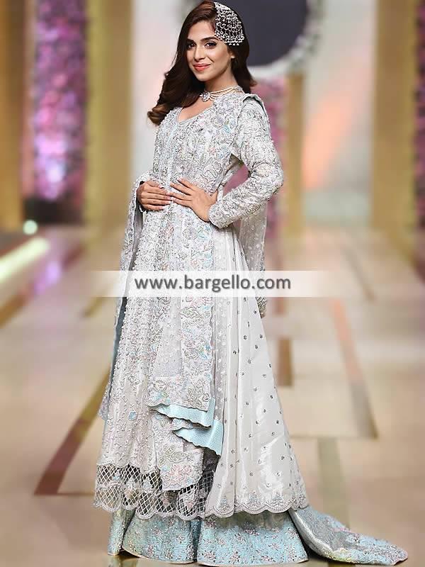 Attractive Walima Dresses Columbia Missouri MO USA Pakistani Designer Dresses