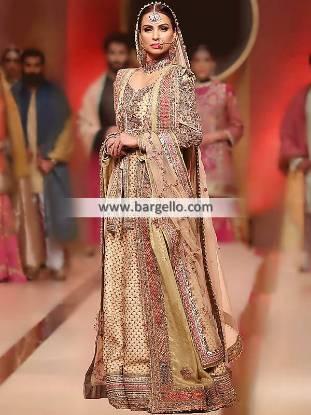 Asian Bridal Sharara Dresses Asian Designer Wedding Sharara Dresses Huntington New York NY USA