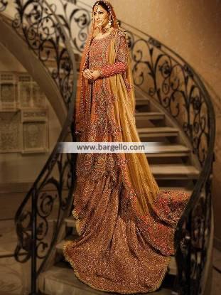 Bridal Anarkali Dresses Pakistani Bridal Anarkali Dresses Fairfield New Jersey NJ USA