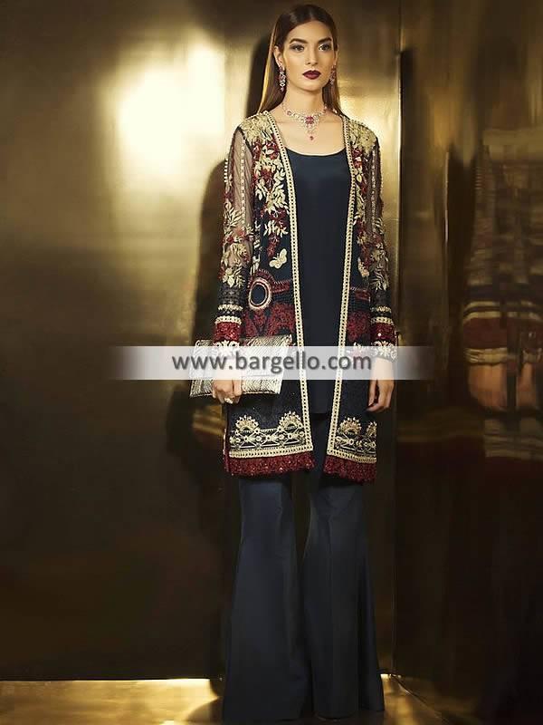 Evening Dresses Trends in Pakistan Bell Bottom Pants Dressesn Iselin New Jersey NJ US