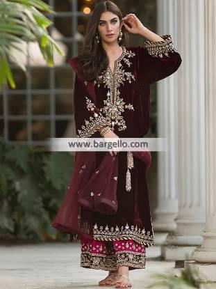Designer Wedding Dresses Norcross GA USA Formal Party Dresses Pakistan Velvet Wedding Dresses