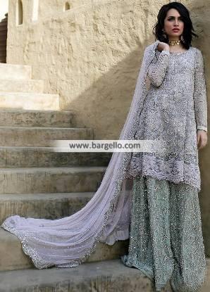 Asian Bridal Dresses Bridal Sharara Dresses Stockholm Sweden