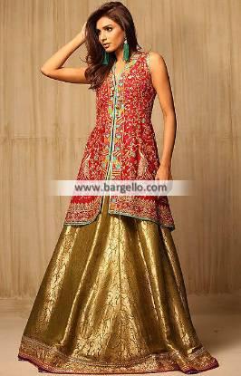 Asian Designer Wedding Lenghas Asian Wedding Lengha Letchworth UK