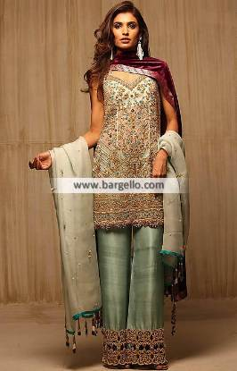 Designer Pakistani Party Wear Party Dresses Leicestershire UK